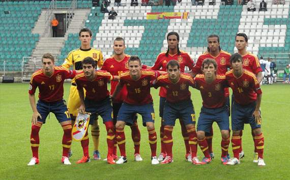 I am proud of the team, says Spain Under-19 coach Lopetegui