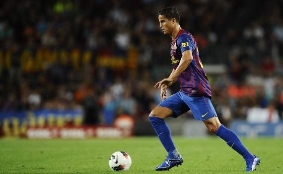 Ibrahim Afellay for Barcelona