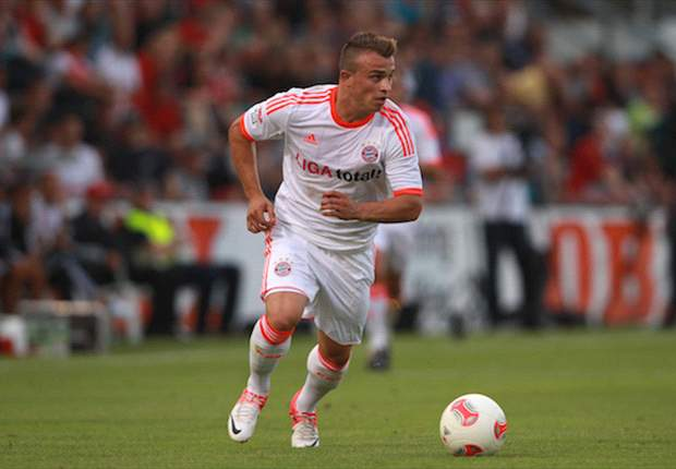 Shaqiri: Bayern Munich fans love my style of play