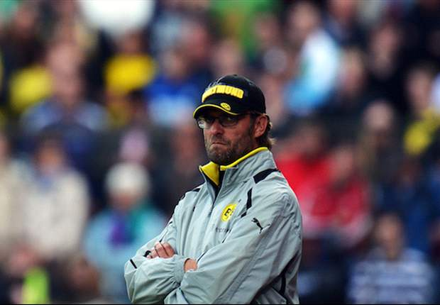 Klopp vows to stand by youth at Dortmund