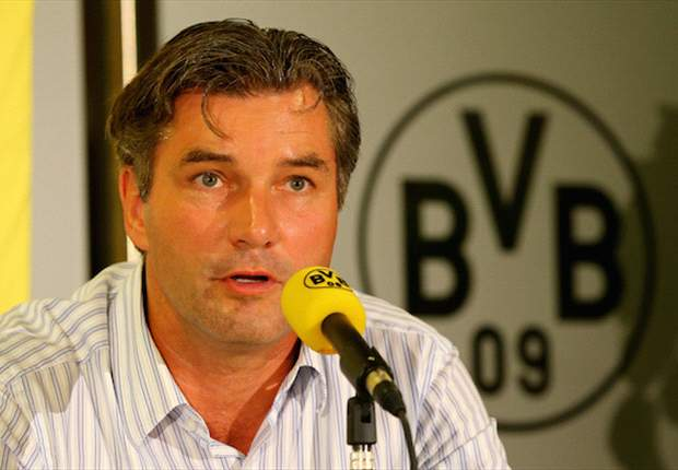 Borussia Dortmund's Zorc: Dont compare us to Bayern Munich