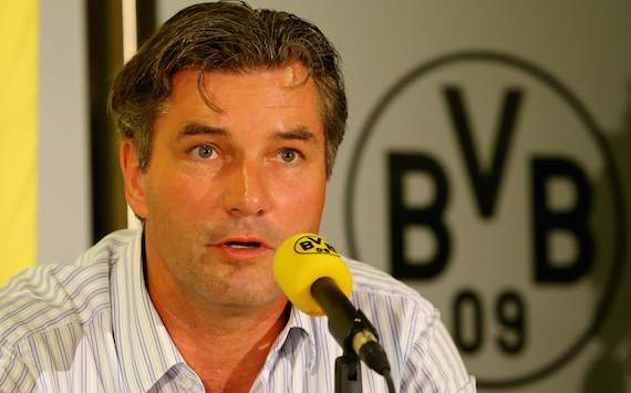BVB-Manager Michael Zorc: Kein neuer Stand bei Robert Lewandowski