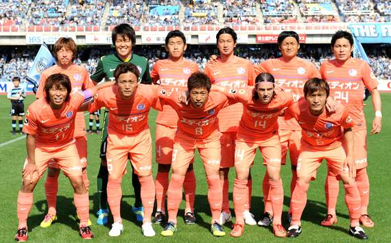 J-League Review: Sanfrecce retakes league lead while Osaka squads battle to draw