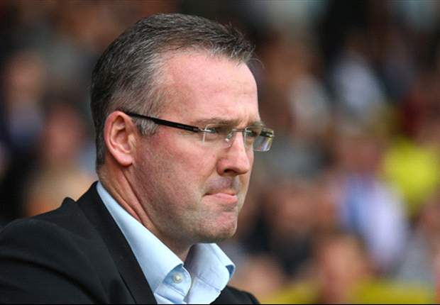 Lambert urges Aston Villa players to keep their cool against West Brom