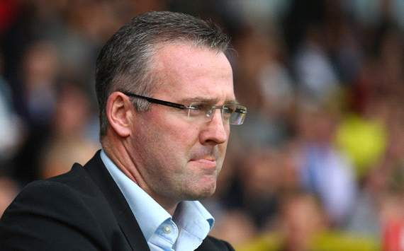 Aston Villa manager Paul Lambert hails 'world class' Shay Given