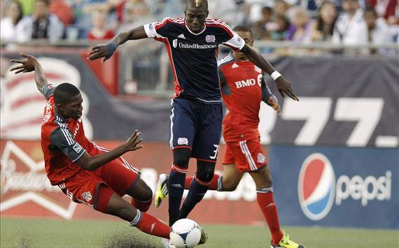 Doneil Henry, Saer Sene; New England - Toronto FC