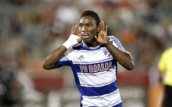 Fabian Castillo, FC Dallas, MLS