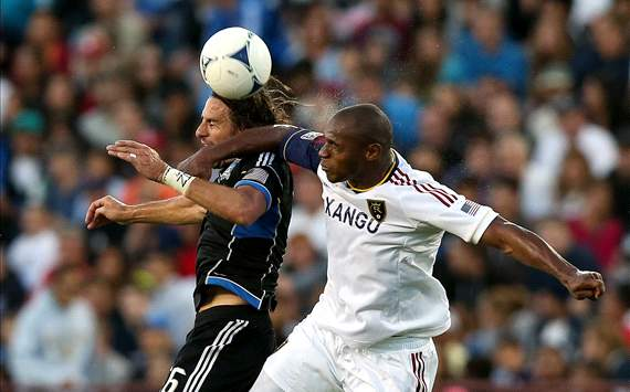 Jamison Olave, Real Salt Lake; Alan Gordon, San Jose Earthquakes; MLS