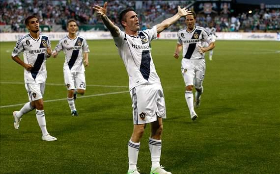 Robbie Keane; Los Angeles Galaxy; MLS