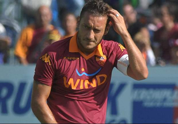 Totti hopes Roma signs Destro: We're talking about a very promising young man here