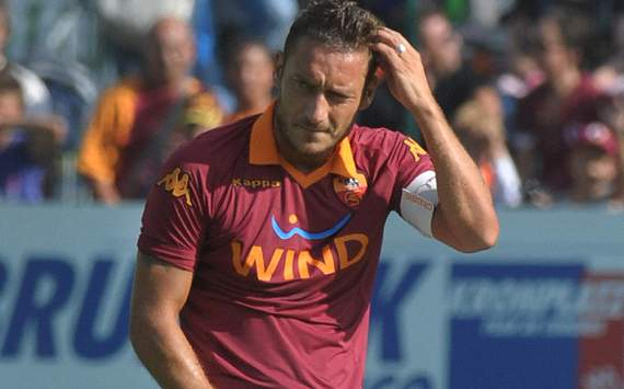 Totti to undergo further tests on ankle injury