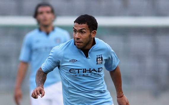 Zabaleta predicts Manchester City team-mate Tevez will hit form next season
