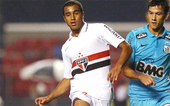Lucas Moura - Sao Paulo