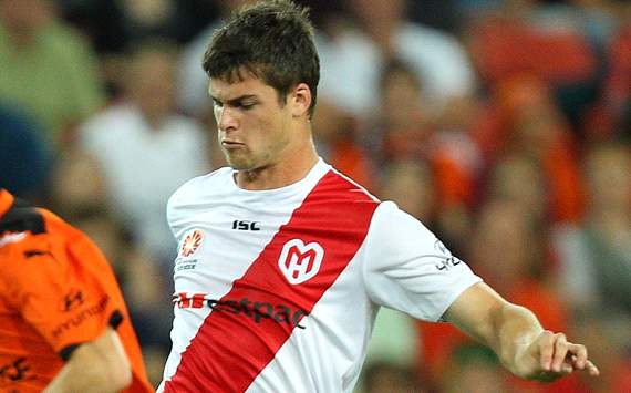 Melbourne Heart defender Brendan Hamill on verge of Seongnam Ilhwa deal