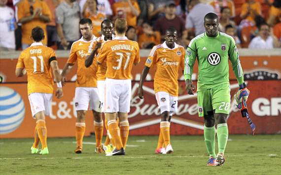 Bill Hamid, D.C. United, Houston Dynamo, MLS