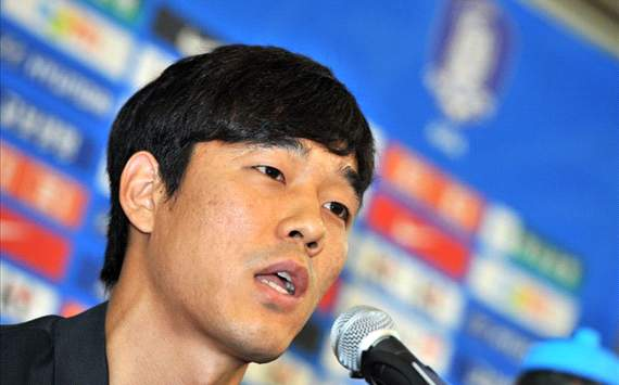 South Korea Olympic boss: It's up to us to lift Park Chu-Young
