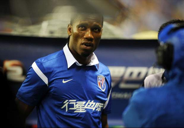 No Drogba debut but Barrios, Yakubu and Kanoute all score in Chinese FA Cup