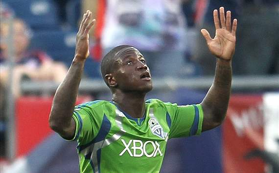 Eddie Johnson-Seattle Sounders