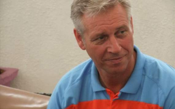 Wim Koevermans:  Players will increase their abilities impressively if we organize The best with the best against the best