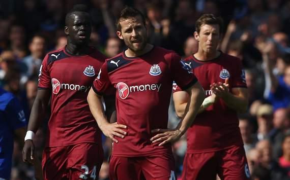 Newcastle United: Away Jersey 2012-2013