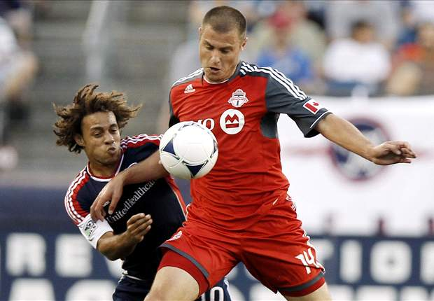 Toronto FC's Koevermans out with torn ACL