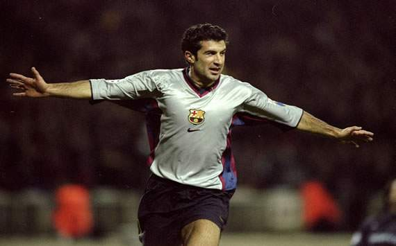 Luis Figo at 40 - a look back at football's most treacherous transfer