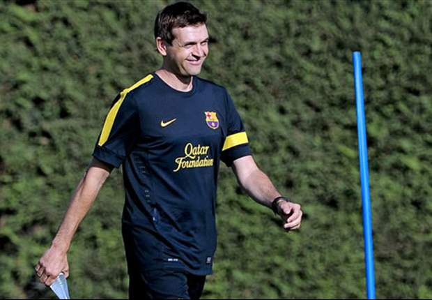 Vilanova: I didn't know Dani Alves was upset about Barcelona exit rumors