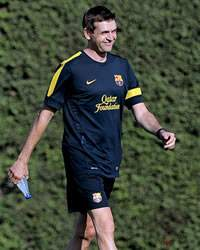 Tito Vilanova, Barcelona