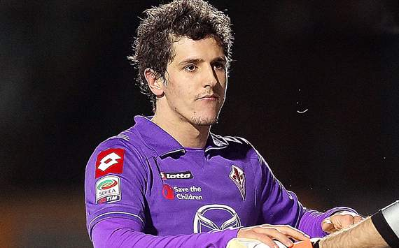 Manchester City in advanced talks to buy Jovetic from Fiorentina for 30m