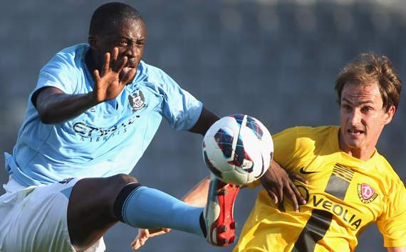 Yaya Toure: Manchester City must win Champions League to gain others' respect