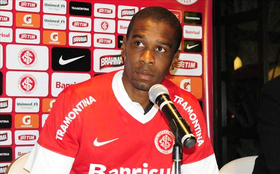 Juan: I want to win titles at Internacional