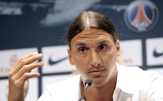 Ibrahimovic leaves AC Milan for Paris Saint-Germain