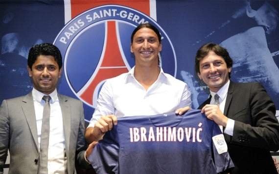 Ibra to make PSG debut against DC United