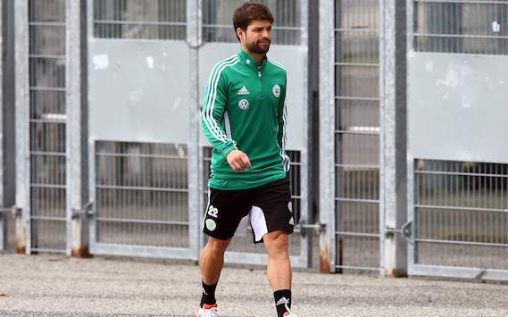 Diego may be banished to Wolfsburg II in German fourth tier