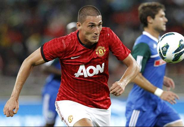 Stuttgart sign Macheda on loan from Man United