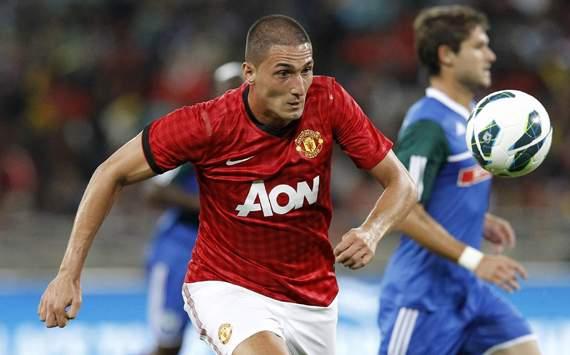 Friendly - AmaZulu FC v Manchester United,Frederico Macheda