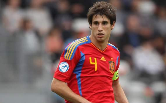 Javi Martinez, Spain