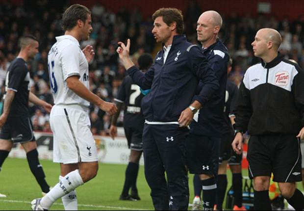 Villas-Boas keen to make Tottenham 'stronger' with further signings