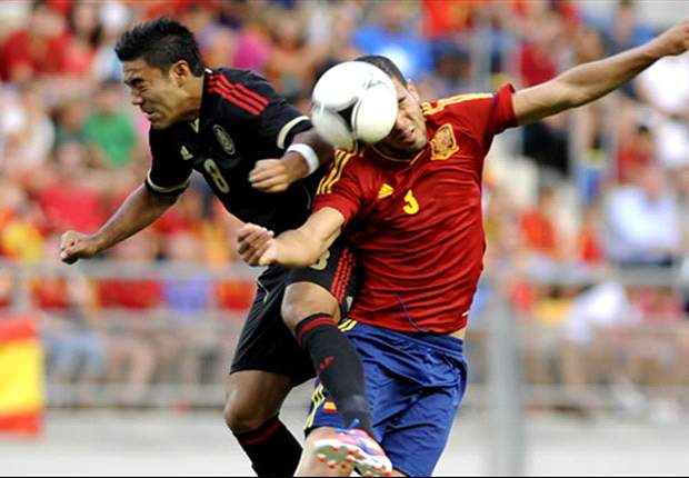 Spain Under-23 1-0 Mexico Under-23: Javi Martinez decides Cadiz clash in home side's favour