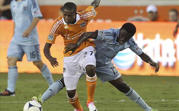 Boniek Garcia, Houston Dynamo; Peterson Joseph, Sporting Kansas City; MLS