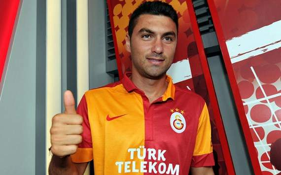 Yilmaz joins Galatasaray