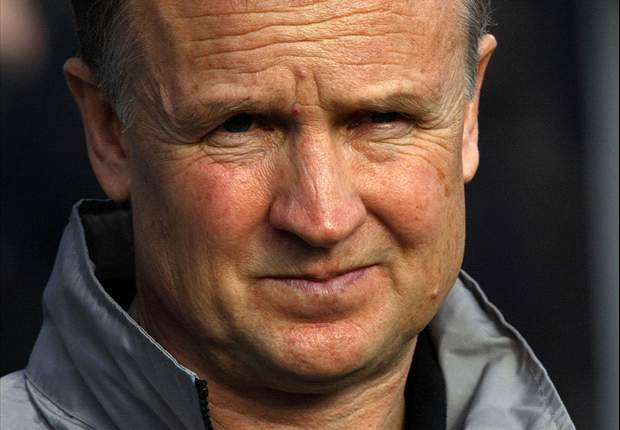 Bristol City appoint Sean O'Driscoll as new head coach