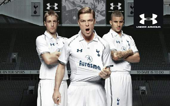 Tottenham Hotspurs: Away Jersey 2012-2013