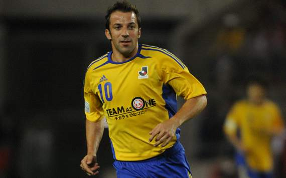 Del Piero still undecided on next move