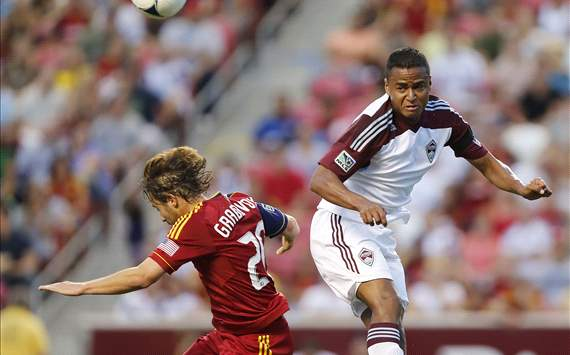 Jaime Castrillon, Ned Grabavoy: Colorado Rapids - Real Salt Lake