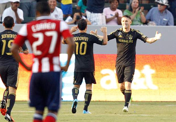 Lineup tweak sparks goals for Galaxy in 3-1 win over Chivas USA