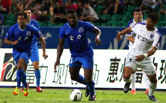 Nigerians Abroad: Yakubu and Peter Utaka continue to score in China
