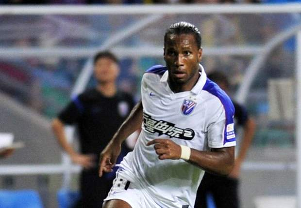 Drogba fully committed to Shanghai Shenhua