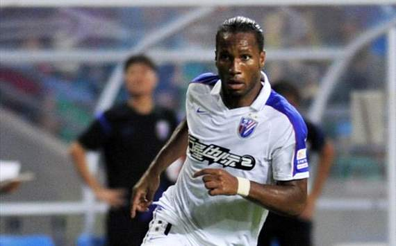 Drogba: I joined Shanghai Shenhua for the experience, not the money