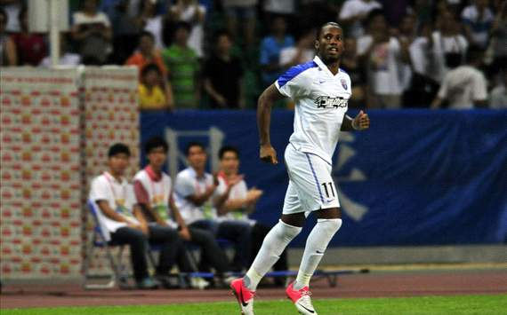 Drogba delighted with Shanghai Shenhua debut